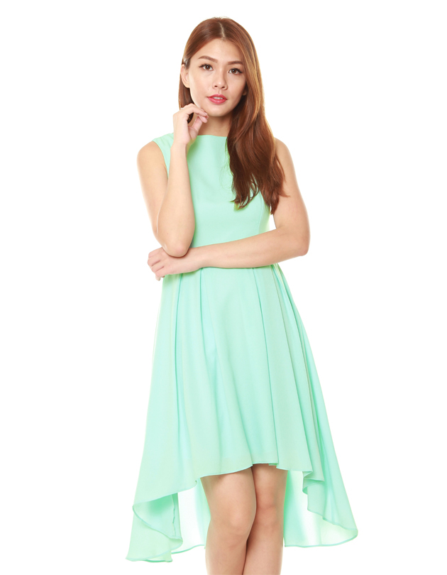 Summer Dress in Tiffany